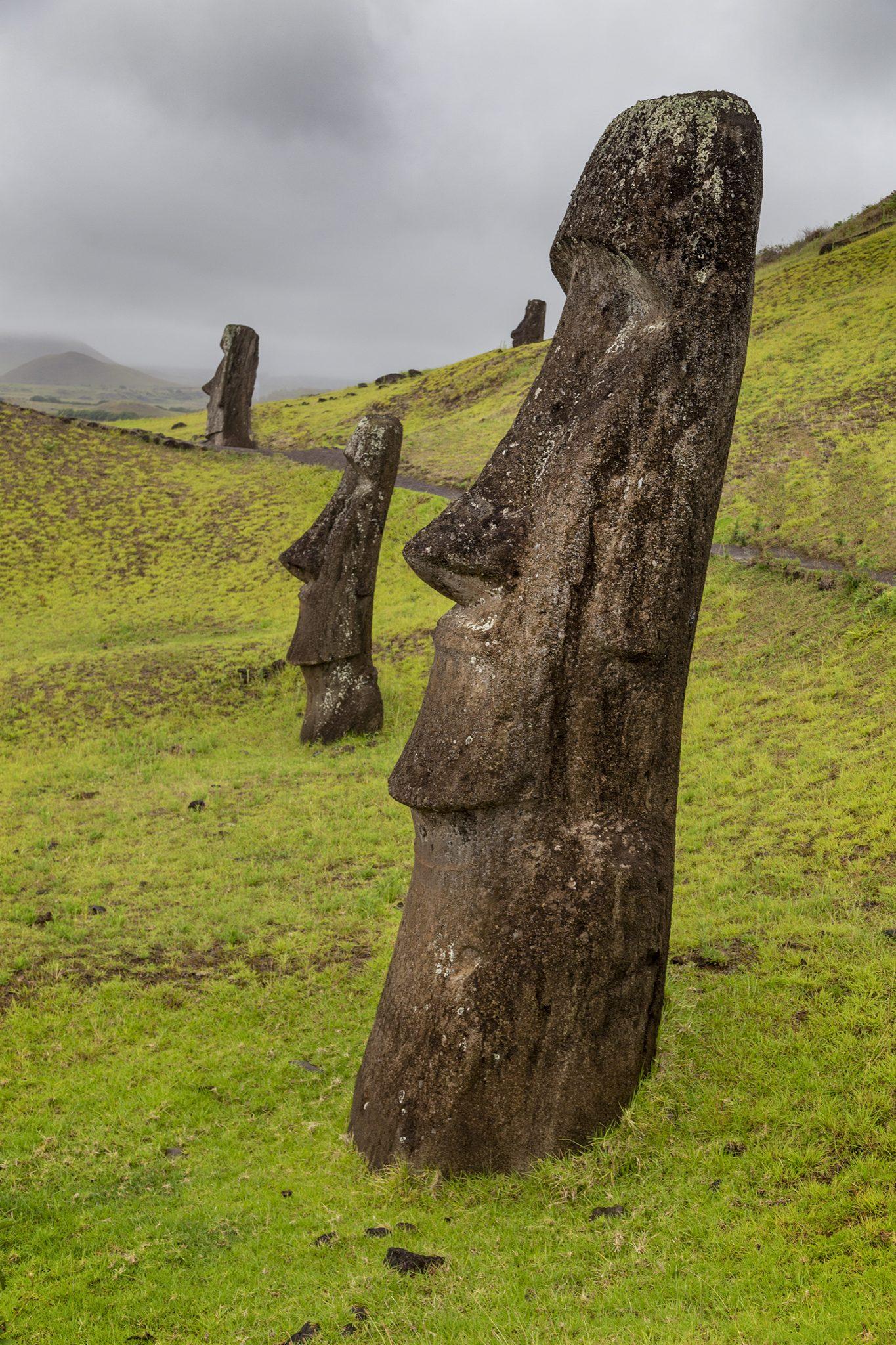 Easter Island Rano